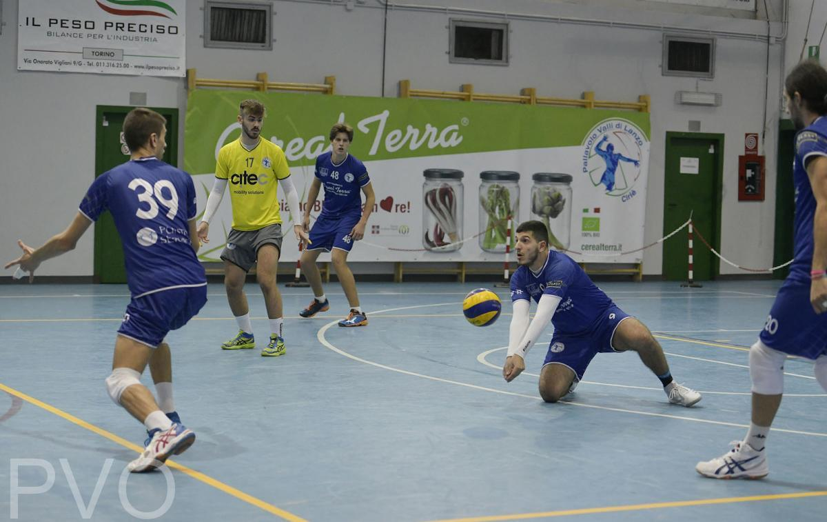 Campionati Nazionali Serie B maschili e femminili  -  CM Pivielle-Cuneo  -