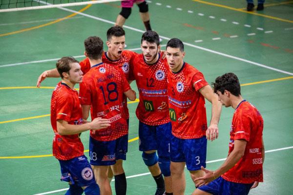 Campionati Nazionali Serie B maschili e femminili  -  Promozione Parella - PVO 333